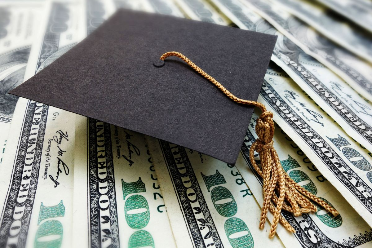 Student loan payments, financial wellness