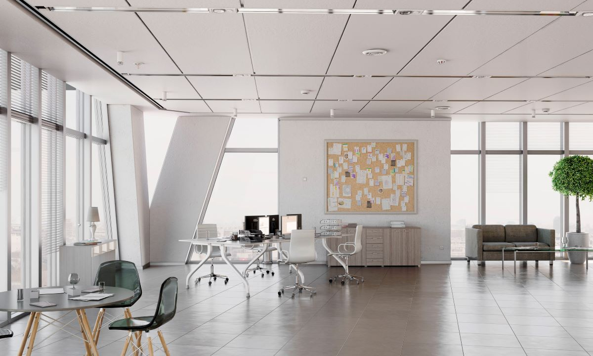 Organizations increase their focus on wellness-oriented office design