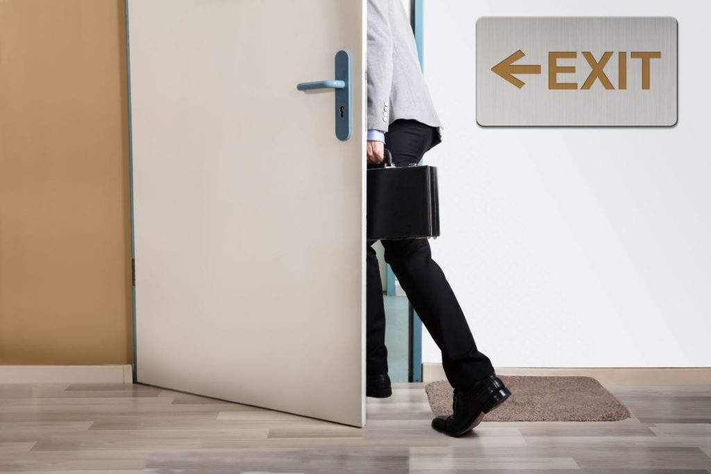 What are you doing to combat an employee mass exodus?