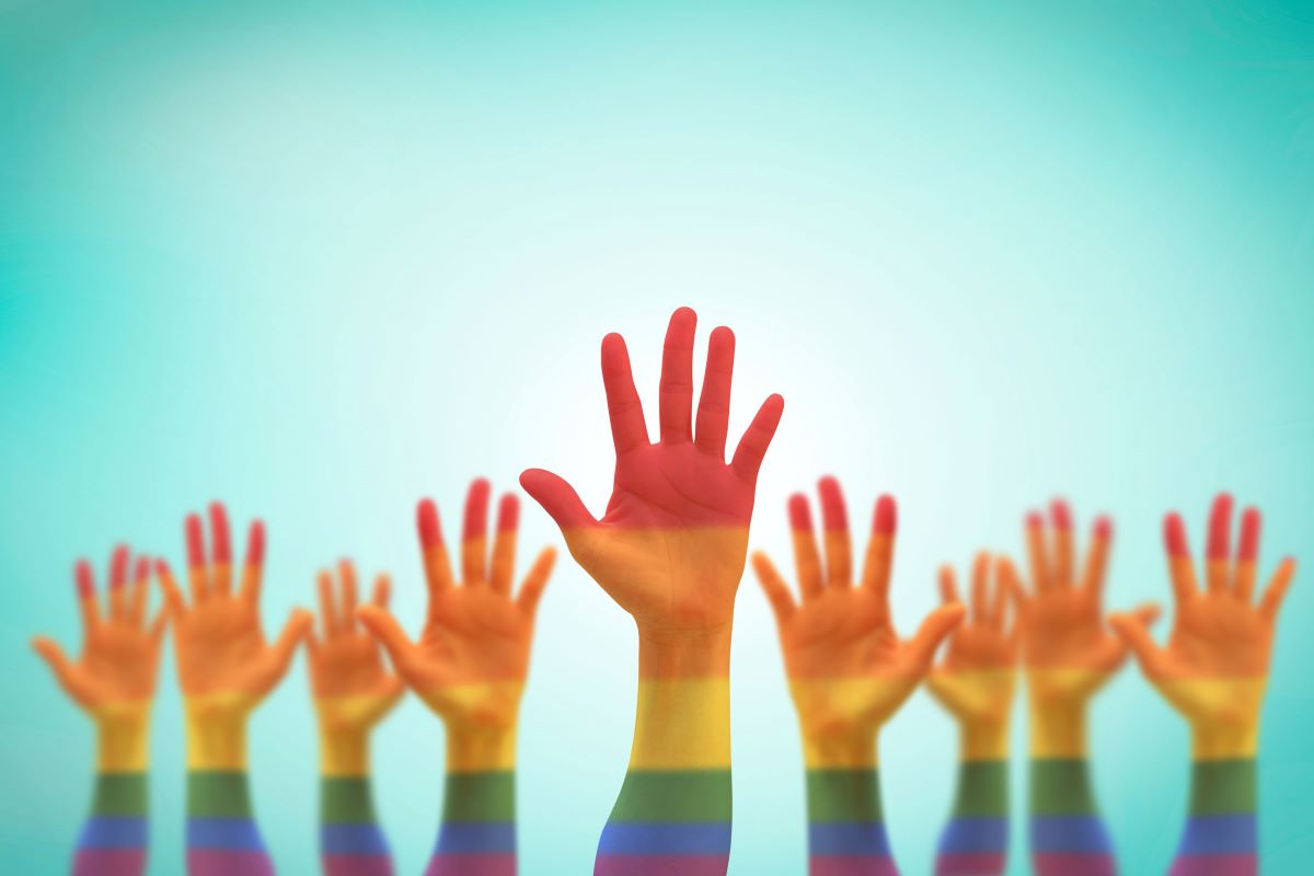 Curating the week in wellness June 1–4, 2021: Celebrating Pride Month, new vaccine incentive guidance, and more