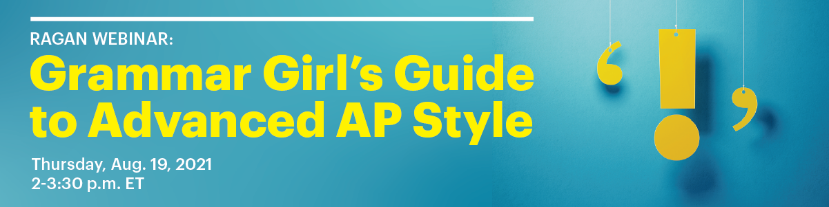 Grammar Girl's Guide to Advanced AP Style