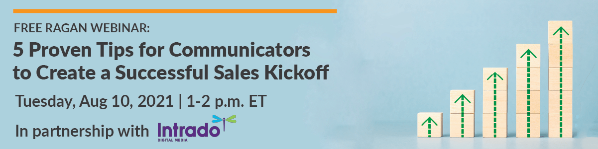 5 Proven Tips for Communicators to Create a Successful Sales Kickoff